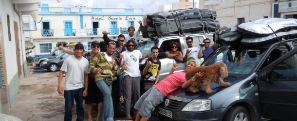 Sidi Ifni Surf Camp – Marruecos