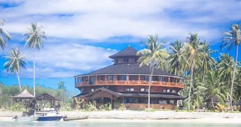 Macaroni´s Surf Resort Mentawais Indonesia