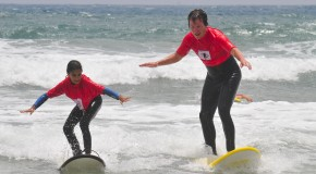 Flag Beach WaterSports Center Fuerteventura