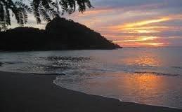Giant´s Foot Surf, Nicaragua
