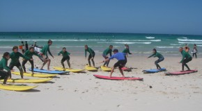 Byron Bay Surf School Australia