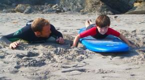 Escuela de Surf Longbeach Salinas
